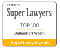 super lawyers top 100 dallas fort worth