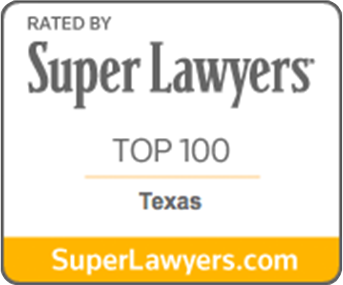 super lawyers top 100 texas